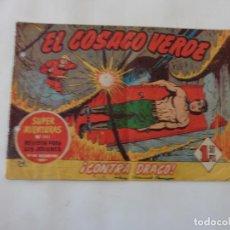 Tebeos: COSACO VERDE Nº 24 ORIGINAL. Lote 150732666