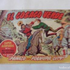 Tebeos: COSACO VERDE Nº 85 ORIGINAL. Lote 150733506