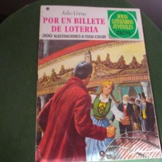 Tebeos: JOYAS LITERARIAS -POR UN BILLETE DE LOTERIA- Nº 78 -EL DE LAS FOTOS VER TODOS MIS COMIC. Lote 150737450