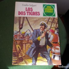 Tebeos: JOYAS LITERARIAS - LOS DOS TIGRES- Nº 81 -EL DE LAS FOTOS VER TODOS MIS COMIC. Lote 150738182