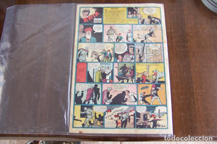 Tebeos: bruguera,-el campeón nº 1-2-3-4-5-7-8-10-11-12-13-14-15-19 y almanaque para 1949 - Foto 9 - 117987743
