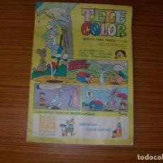 Tebeos: TELE COLOR Nº 136 EDITA BRUGUERA . Lote 150808274