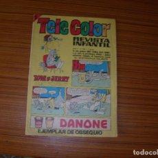 Tebeos: TELE COLOR Nº 231 EDITA BRUGUERA . Lote 150808462