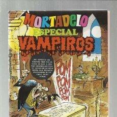 Tebeos: MORTADELO ESPECIAL 10: VAMPIROS, 1976, BRUGUERA, MUY BUEN ESTADO. Lote 158007086