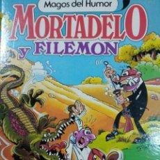 Tebeos: MORTADELO Y FILEMON, 1º EDICION 1984 EL CASO DEL BACALAO. Lote 150985642