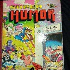 Tebeos: SUPER HUMOR AÑO 1980 VOLUMEN XXII. Lote 150992048