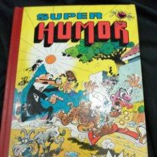 Tebeos: SUPER HUMOR 1990, TOMO 35. Lote 151000920