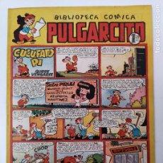 Tebeos: PULGARCITO EDT. BRUGUERA QUINTA EPOCA,N°107. Lote 151001318