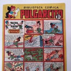 Tebeos: PULGARCITO EDT. BRUGUERA QUINTA EPOCA, N°110. Lote 151002654