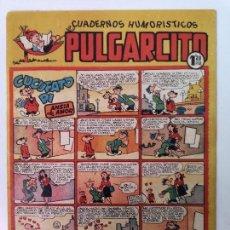 Tebeos: PULGARCITO EDT. BRUGUERA QUINTA EPOCA, N°112. Lote 151003234