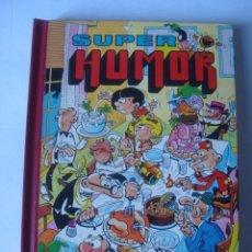 Tebeos: SUPER HUMOR VOLUMEN XXX - FRANCISCO IBÁÑEZ (BRUGUERA, 1985). LOMO ROJO.. Lote 151005770