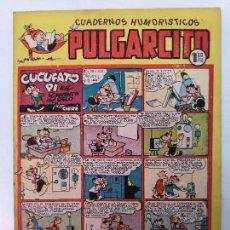 Tebeos: PULGARCITO EDT. BRUGUERA QUINTA EPOCA, N°115. Lote 151006694