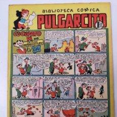 Tebeos: PULGARCITO EDT. BRUGUERA QUINTA EPOCA, N°116. Lote 151009554
