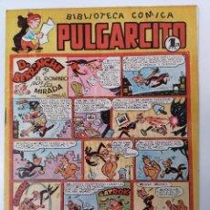 Tebeos: PULGARCITO EDT. BRUGUERA QUINTA EPOCA, N°121. Lote 151011362