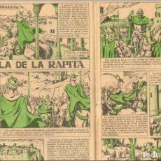 Tebeos: PULGARCITO NºS 1760 Y 1783, AMBOS CON AMBROS (EL CAPITAN TRUENO) = VER FOTOS. Lote 151029726