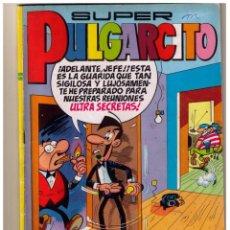 Tebeos: SUPER PULGARCITO - NÚMERO 18 - BRUGUERA. Lote 151031002