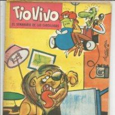 Tebeos: TIO VIVO. EPOCA 2 EDITORIAL BRUGUERA Nº 10. Lote 151074882