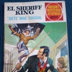Tebeos: EL SHERIFF KING Nº 22 1ª EDICION. Lote 151090002
