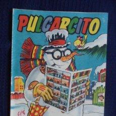 Tebeos: PULGARCITO ALMANAQUE PARA 1954 ORIGINAL MUY BUENA CONSERVACION.CON INSPECTOR DAN. Lote 151114046