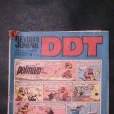 Tebeos: DDT-AÑO XVI-Nº 2-III EPOCA. Lote 151180550