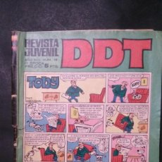 Tebeos: DDT-AÑO XVII-Nº 44-III EPOCA. Lote 151180574