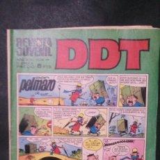 Tebeos: DDT-AÑO XIX-Nº 144-III EPOCA. Lote 151180678