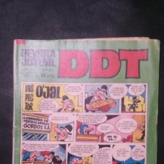 Tebeos: DDT-AÑO XX-Nº 201-III EPOCA. Lote 151180694