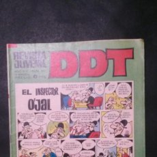 Tebeos: DDT-AÑO XX-Nº 221-III EPOCA. Lote 151180762