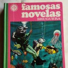 Tebeos: FAMOSAS NOVELAS - TOMO I - BRUGUERA 2ª EDICIÓN 15-12-1975. Lote 143946174