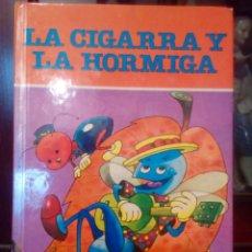 Tebeos: LA CIGARRA Y LA HORMIGA PRIMERA EDICIÓN DIN DAN. Lote 151286677