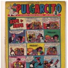 Tebeos: PULGARCITO Nº 1336 HISTORIASCOPIO CAPITAN TRUENO INSPECTOR DAN. Lote 151320926