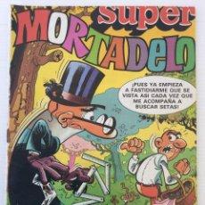 Tebeos: CÓMIC SUPER MORTADELO Nº 115 – REVISTA JUVENIL – EDITORIAL BRUGUERA 1981. Lote 151383530