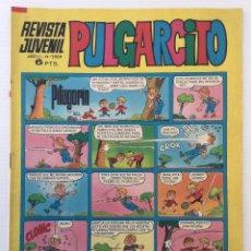Tebeos: REVISTA JUVENIL PULGARCITO – Nº 2088 – EDITORIAL BRUGUERA 1971. Lote 151385558