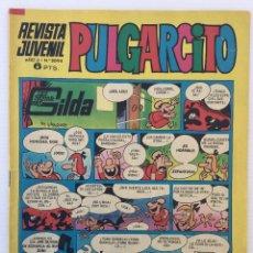 Tebeos: REVISTA JUVENIL PULGARCITO – Nº 2094 – EDITORIAL BRUGUERA 1971. Lote 151386830