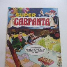 Tebeos: SUPER CARPANTA Nº 3 BRUGUERA 1978 . CX05. Lote 151415338