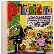 Tebeos: SUPER PULGARCITO - NÚMERO 24 - BRUGUERA IMPECABLE. Lote 151452982