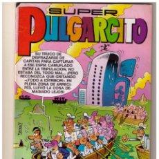 Tebeos: SUPER PULGARCITO - NÚMERO 56 - BRUGUERA IMPECABLE. Lote 151453842