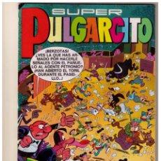 Tebeos: SUPER PULGARCITO - NÚMERO 58 - BRUGUERA IMPECABLE. Lote 151453894