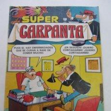 Tebeos: SUPER CARPANTA Nº 49 1981. CX05. Lote 151484066