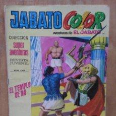 Tebeos: JABATO COLOR - AÑO III Nº 61 - ED. BRUGUERA. Lote 151495058