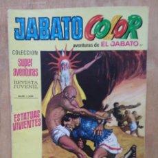 Tebeos: JABATO COLOR - AÑO III Nº 77 - ED. BRUGUERA. Lote 151495546