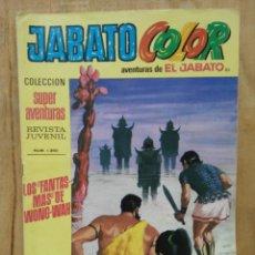 Tebeos: JABATO COLOR - AÑO III Nº 85 - ED. BRUGUERA. Lote 151495734