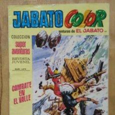 Tebeos: JABATO COLOR - AÑO III Nº 97 - ED. BRUGUERA. Lote 151496190