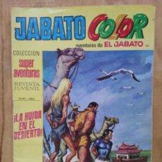 Tebeos: JABATO COLOR - AÑO III Nº 101 - ED. BRUGUERA. Lote 151496246