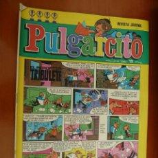 Tebeos: PULGARCITO BRUGUERA Nº 2363 REPORTER TRIBULETE PERFECTO ESTADO COMO NUEVO. Lote 151499318