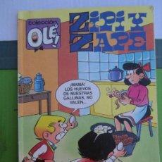 Tebeos: ZIPI ZAPE , COLECCION OLE 324-Z.29 , PRIMERA EDICION 1988. Lote 151543142