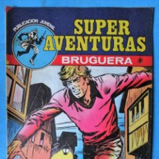 Tebeos: SUPER AVENTURAS BRUGUERA Nº 6 - 1978. Lote 151548366