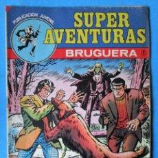 Tebeos: SUPER AVENTURAS BRUGUERA Nº 1 - 1978. Lote 151548514