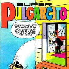 Tebeos: SUPER PULGARCITO - Nº 124 - LOS DELFINES-ANGUSTIO VIDAL-JUNGLITO SÁNCHEZ-1981-CORRECTO-LEAN-0282. Lote 151550833