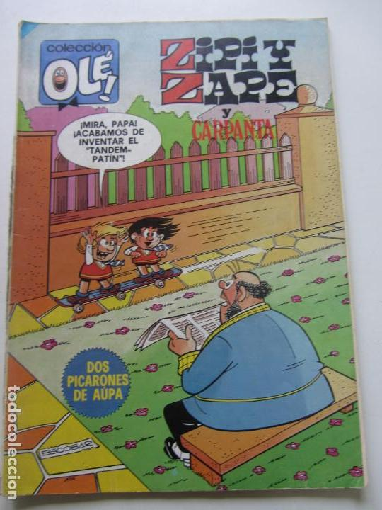 COLECCION OLE Nº 190 - ZIPI ZAPE - BRUGUERA CX05 (Tebeos y Comics - Bruguera - Ole)